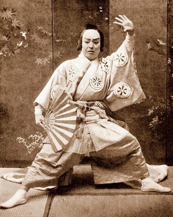 «Широкий ремень» или традиционные японские пояса Оби и Маваси. Изображение № 2.
