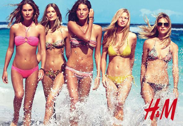 Новая рекламная кампания H&M. Изображение № 1.