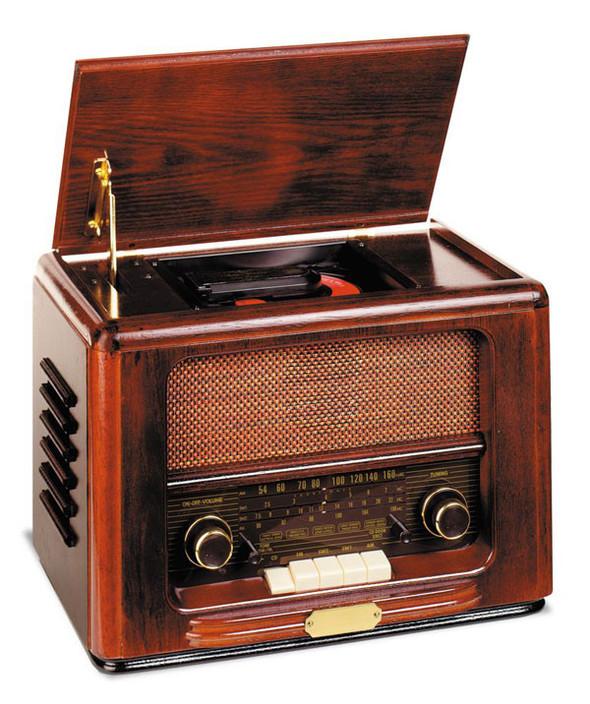 Радиоприемники в стиле ретро. Изображение № 47.