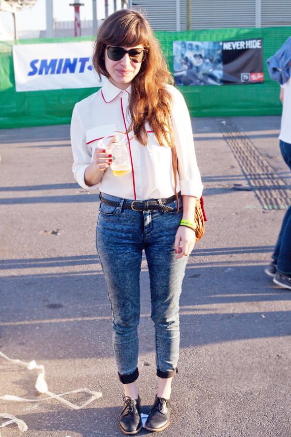 Primavera Sound: 15 девушек в очках и другие люди на фестивале. Изображение № 14.