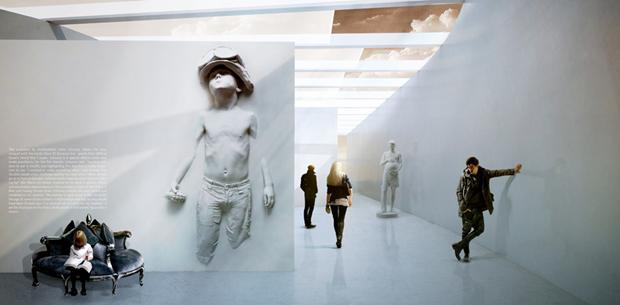 Архитектура дня: «перекрученный» музей авторства BIG под Осло. Изображение № 12.
