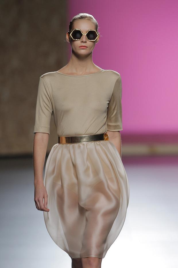 Madrid Fashion Week SS 2013: DUYOS. Изображение № 27.