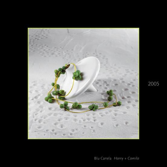 Ваза Blu Canela 24 см, 2005, Harry + Camila. Изображение № 45.