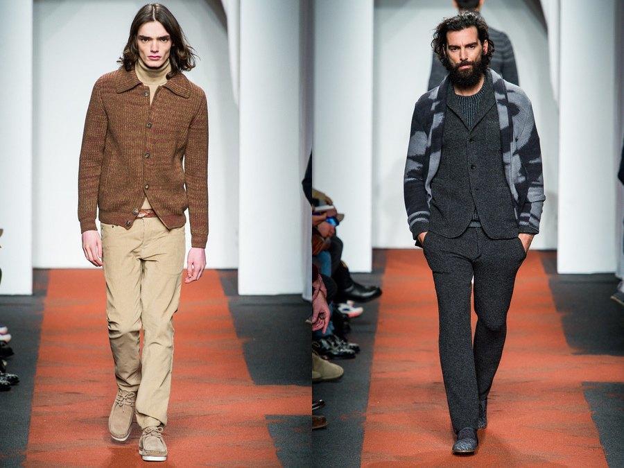 Milan Fashion Week:  День 2. Изображение № 22.