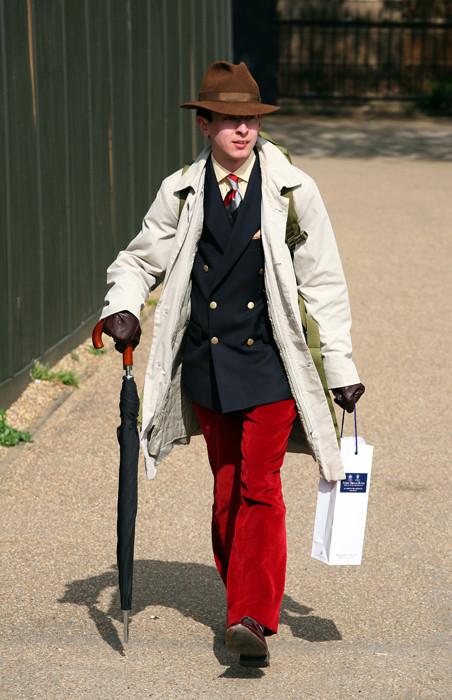 Street fashion Англия. Изображение № 2.