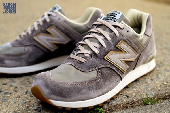 New Balance Spring 2012 Releases @ Kith. Изображение № 3.