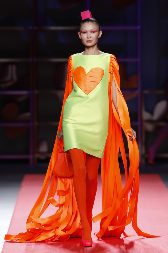 Madrid Fashion Week A/W 2012: Agatha Ruiz de la Prada. Изображение № 29.