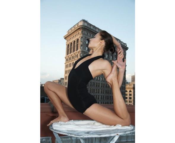 Надя Андреева — инструктор по йоге и специалист по аюрведе из Нью-Йорка. Изображение № 41.