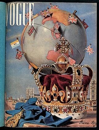 История глазами обложки Vogue (Британия). Изображение № 25.