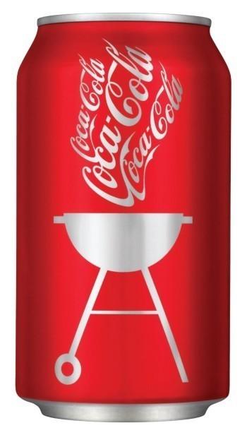 Новый дизайн банок Coca-Cola. Изображение № 5.