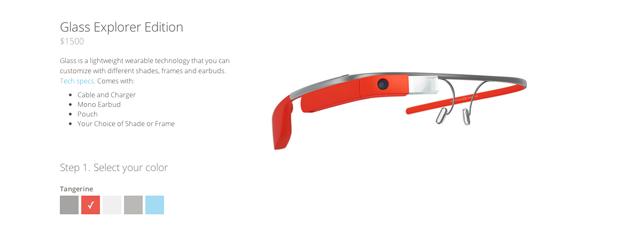 Google Glass стали доступны для покупки в США. Изображение № 1.