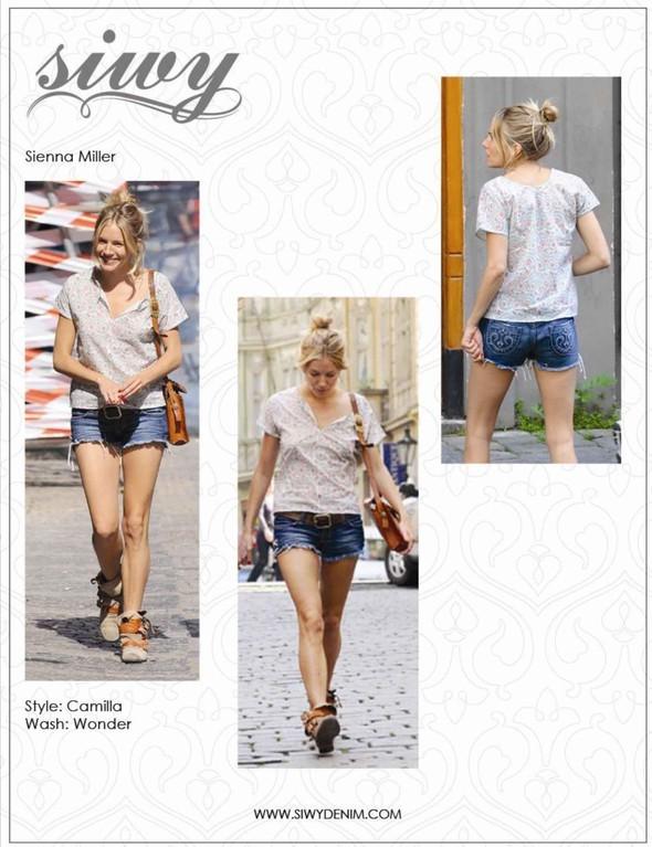 SIWY DENIM – любимые джинсы селебрити!. Изображение № 7.
