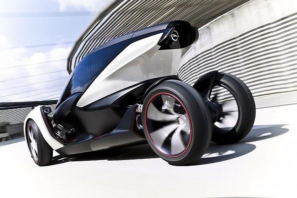 Новый электромобиль Opel. Изображение № 2.