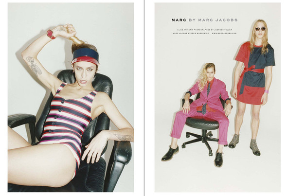 Кампания: Marc by Marc Jacobs SS 2012. Изображение № 8.
