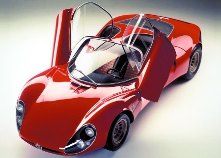 Alfa Romeo 33 Stradale. Изображение № 2.