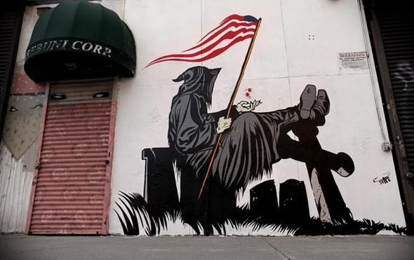 DFace в Нью-Йорке. Изображение №5.