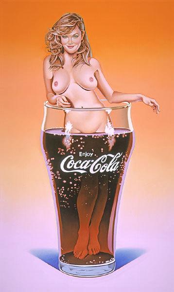 Изображение 8. Антирекламный поп-арт отМэла Рамоса.. Изображение № 5.