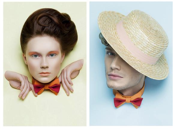 """Дизайнерские бабочки """"ОН-ОНА"""" от дизайнера Анны Поповой. Изображение №10."""