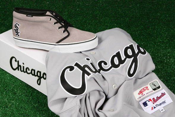 Vans Vault x Major League Baseball. Изображение № 11.