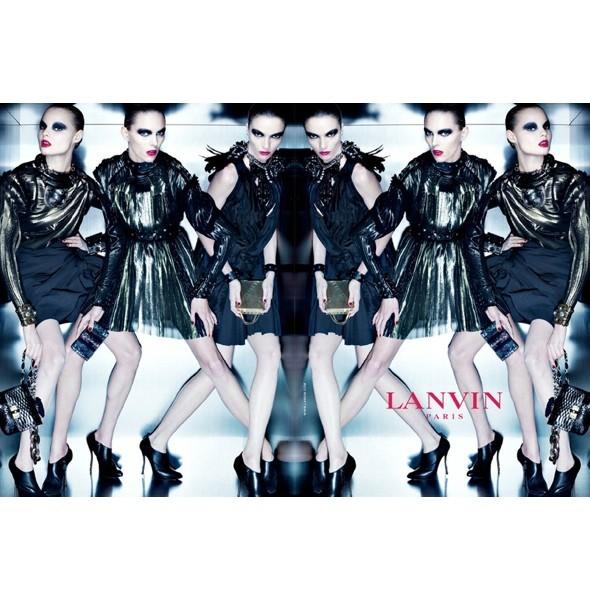 Новые кампании: Alexander Wang, Aquascutum, Lanvin. Изображение № 16.