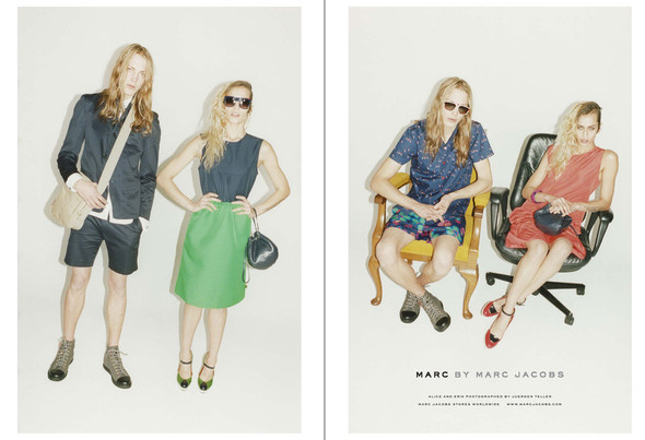 Кампания: Marc by Marc Jacobs SS 2012. Изображение № 5.