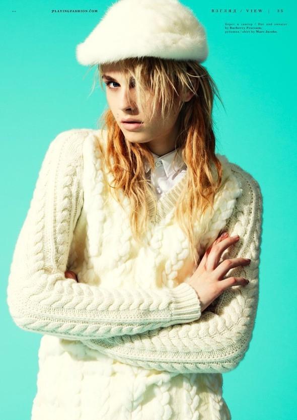 Съёмка: Андрей Пежич для Playing Fashion. Изображение № 7.