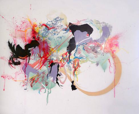 Точка, точка, запятая: 10 современных абстракционистов. Изображение № 33.