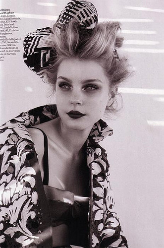 Jessica Stam. Изображение № 47.