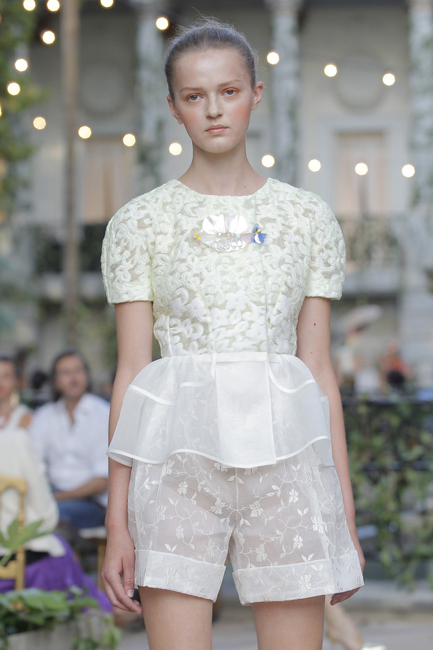 Madrid Fashion Week SS 2013: DELPOZO . Изображение № 2.