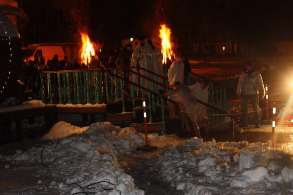 Праздник Крещения в Москоу Кантри Клаб. Изображение № 7.