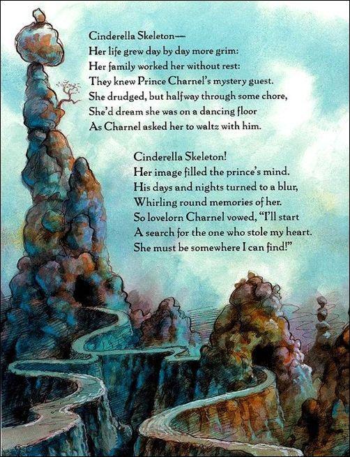 Cinderella Skeleton. Изображение № 15.