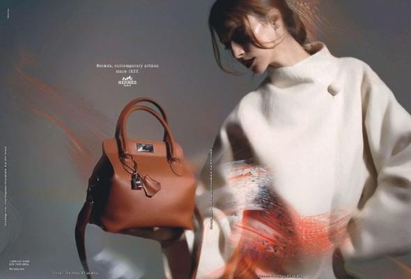 Превью кампаний: Hermes, Stella McCartney и Versace. Изображение № 1.