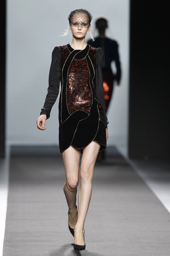 Madrid Fashion Week A/W 2012: Miguel Palacio. Изображение № 30.