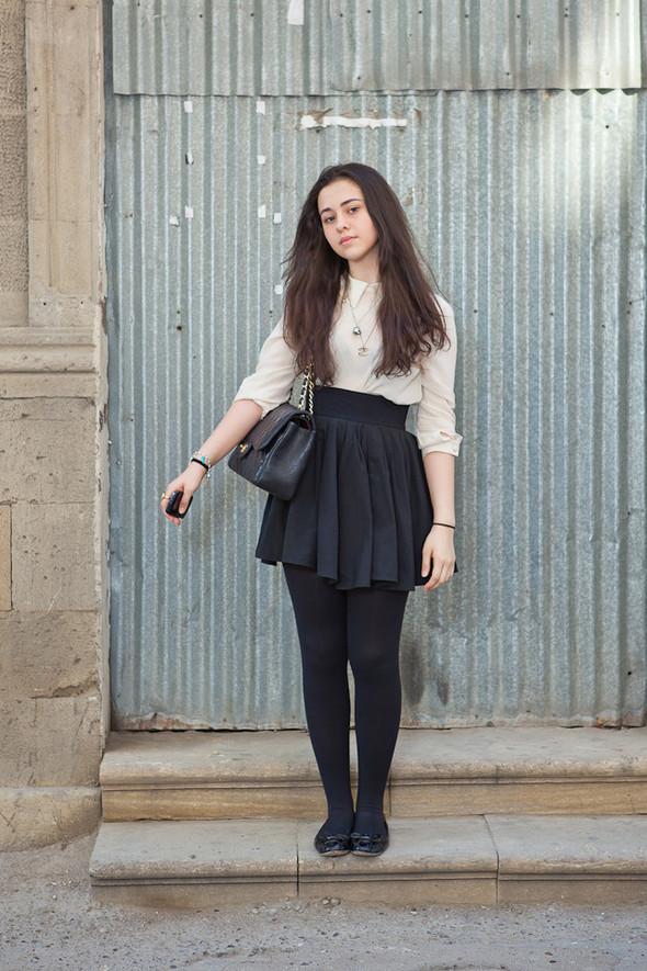 Baku Street Fashion | Spring 2012. Изображение № 42.