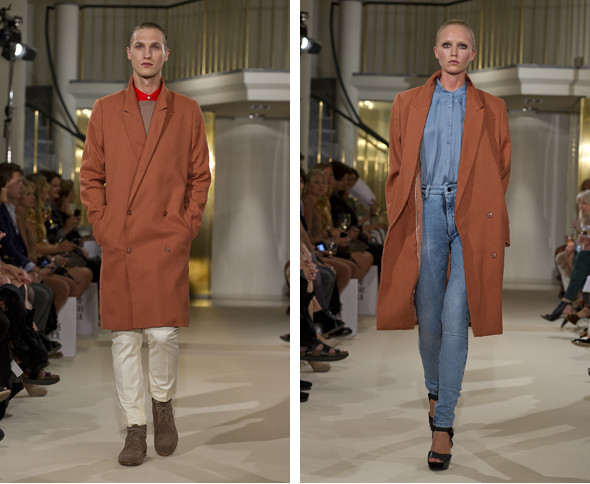 Stockholm Fashion Week SS 2012: Часть I. Изображение № 19.