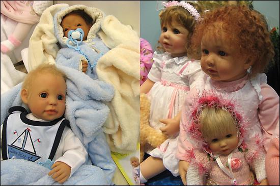 Немецкие куклы-дети Герлинде Фезер иДорис Штаннат. Изображение № 3.