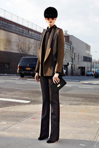 Givenchy Pre-Fall 2012. Изображение № 8.