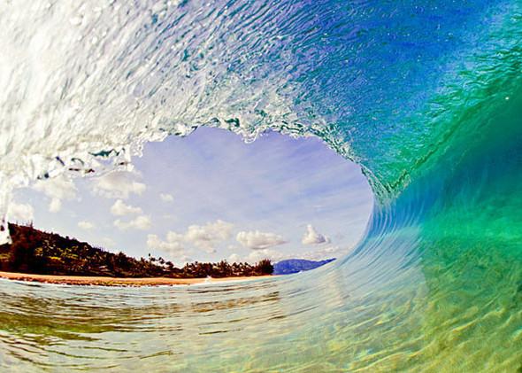 Нагребне волны – Clark Little, фотограф- серфингист. Изображение № 13.