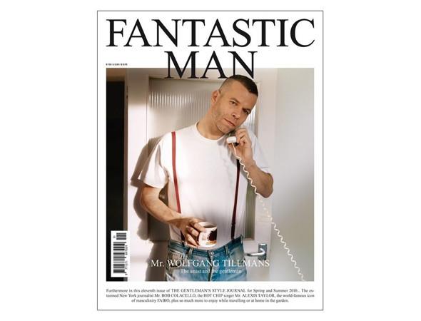 Новый номер Fantastic Man. Изображение № 1.