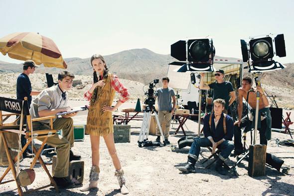 Western Teen Vogue. Изображение № 1.