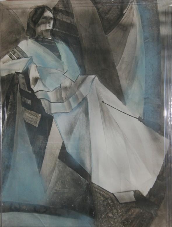 Голуб Л. - художник из СССР. Изображение № 17.