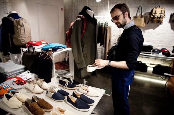 День с Питером Йенсеном: Разговоры о ретейле и шопинг в Москве. Изображение № 25.