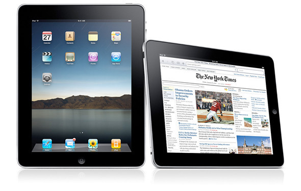 Презентация нового продукта iPad от Apple. Изображение № 1.