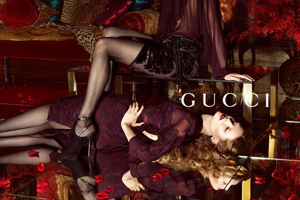 Вышли новые кампании Gucci, Eleven Paris, Forever 21, Moschino и Tomboy. Изображение № 23.