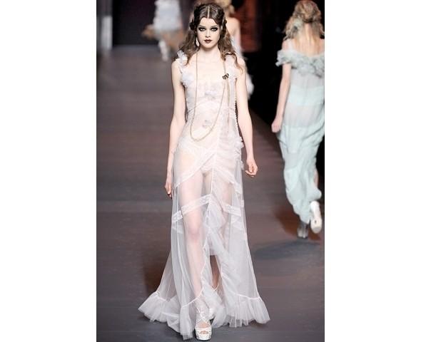 Показ Dior FW 2011. Изображение № 31.
