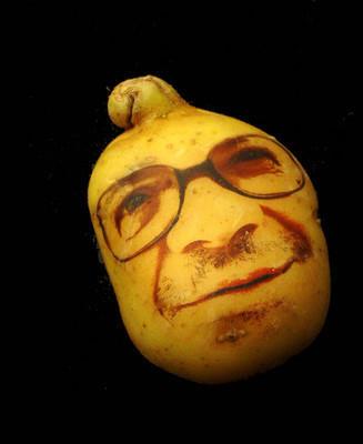 Картофельные портреты. Изображение № 14.