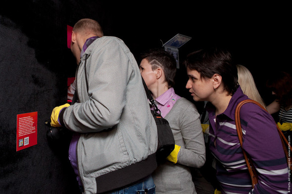 Ночь музеев в НИИ Эрарта. Как это было. Изображение № 25.