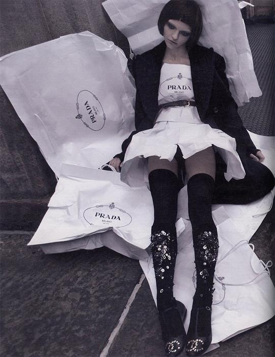 Paper bagprincess. Изображение № 6.
