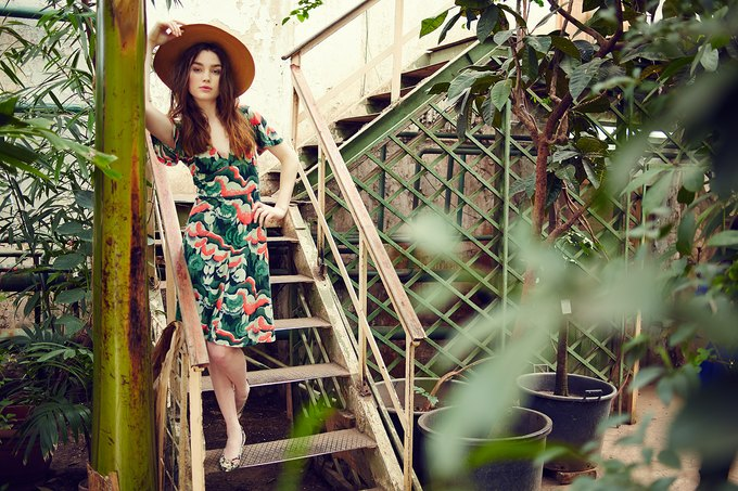 Oldich Dress выпустили весенний лукбук. Изображение № 14.