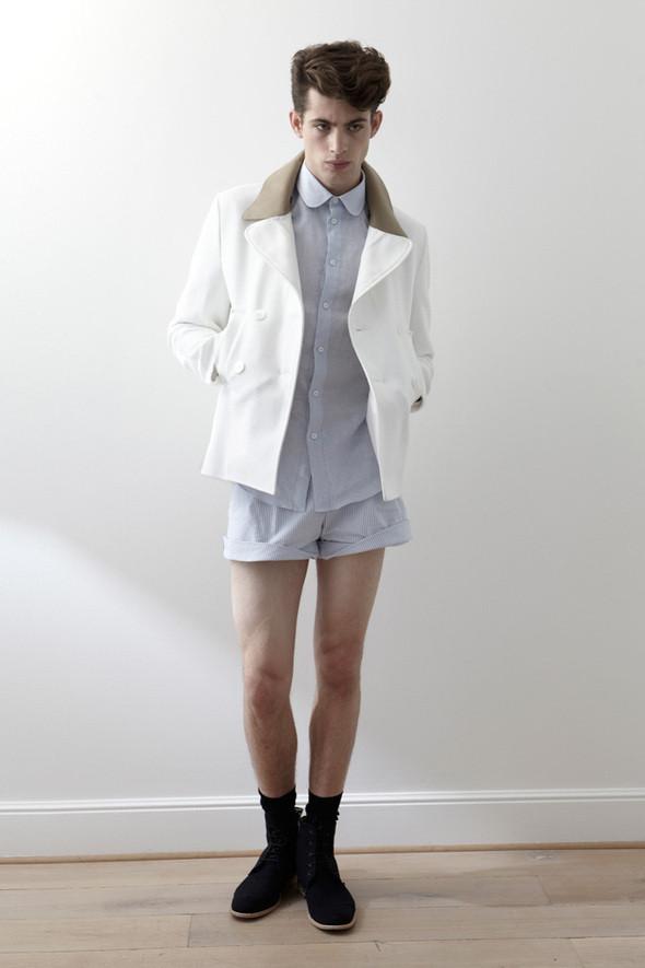 Изображение 7. Лукбук: Carven SS 2012 Menswear.. Изображение № 7.